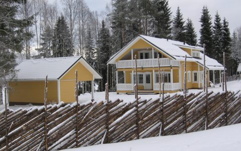 Коттедж Mielikki